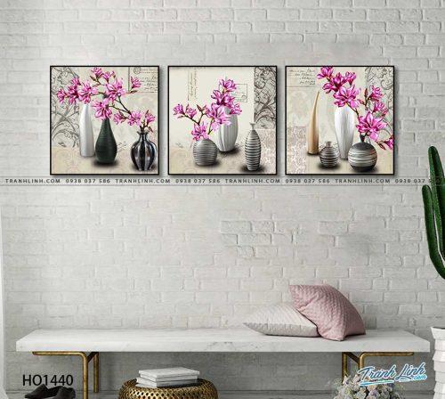 tranh canvas hoa 1440