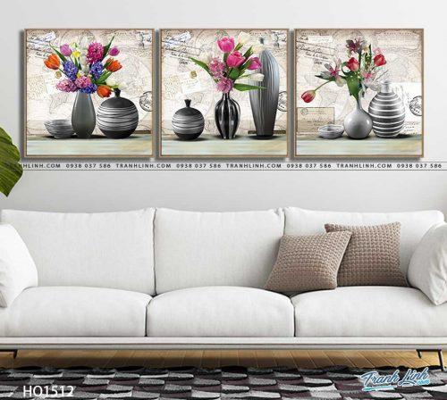 tranh canvas hoa 1512