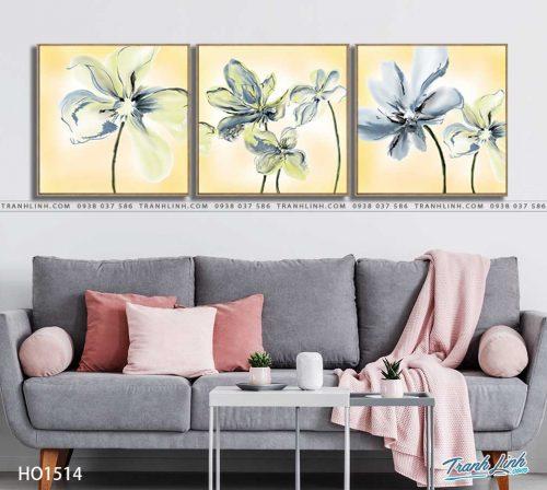 tranh canvas hoa 1514