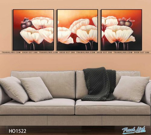 tranh canvas hoa 1522
