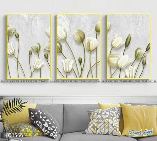tranh canvas hoa 1566