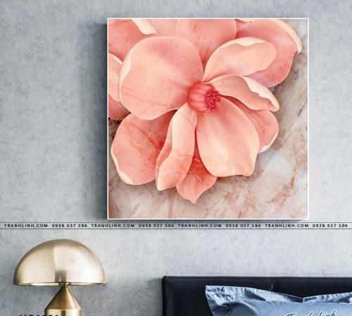 tranh canvas hoa 1581