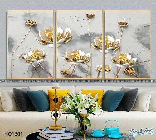 tranh canvas hoa 1601