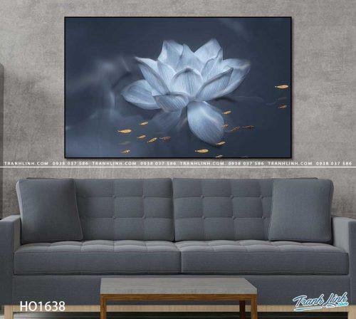 tranh canvas hoa 1638