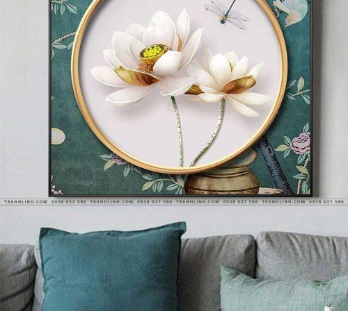tranh canvas hoa 1722