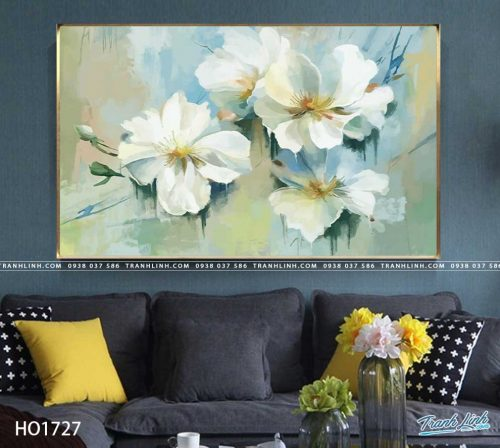 tranh canvas hoa 1727