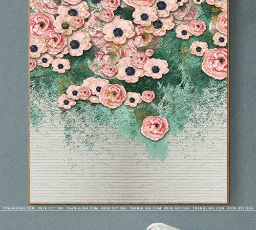 tranh canvas hoa 1884