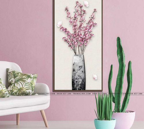 tranh canvas hoa 1937