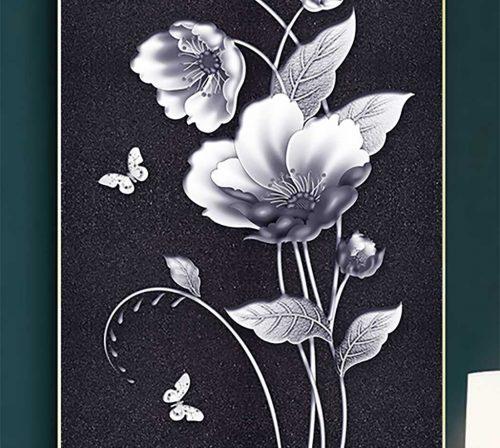 tranh canvas hoa 1938