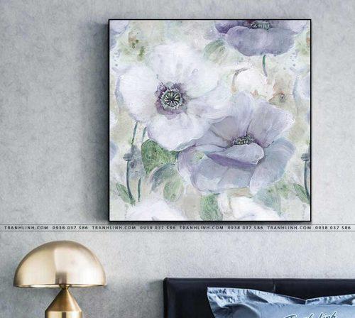 tranh canvas hoa 2038
