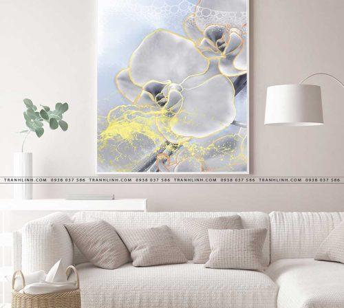 tranh canvas hoa 2137