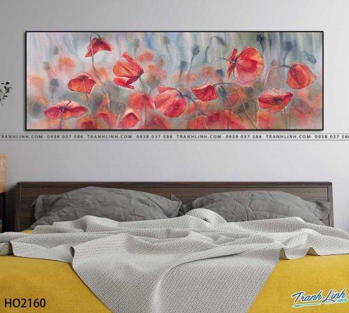 tranh canvas hoa 2160
