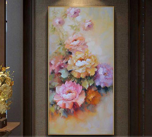tranh canvas hoa 631
