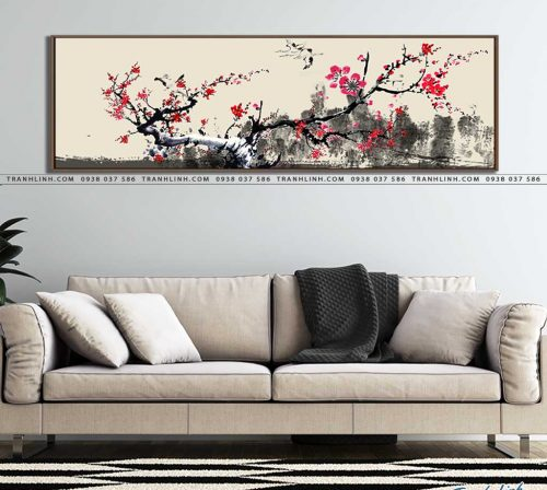 tranh canvas hoa 640