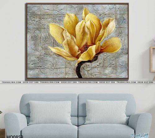 tranh canvas hoa 859