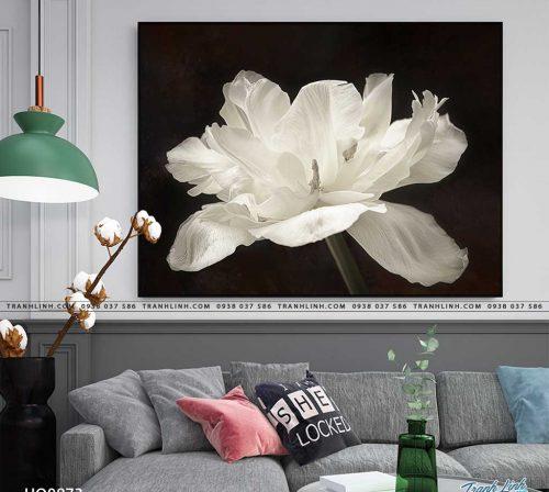 tranh canvas hoa 873