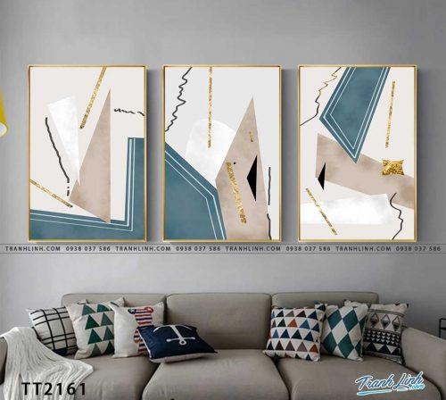 tranh canvas truu tuong 2161