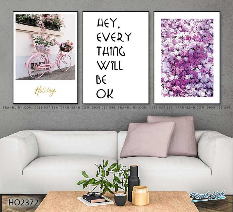 Màu hoa tím đầy ý nghĩa