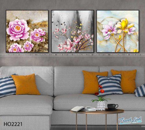 tranh hoa 12