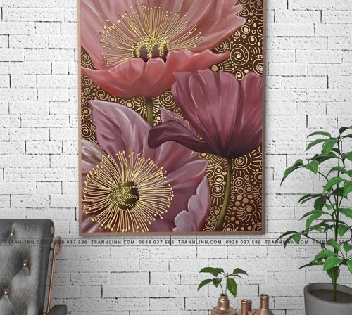 tranh hoa hien dai 17