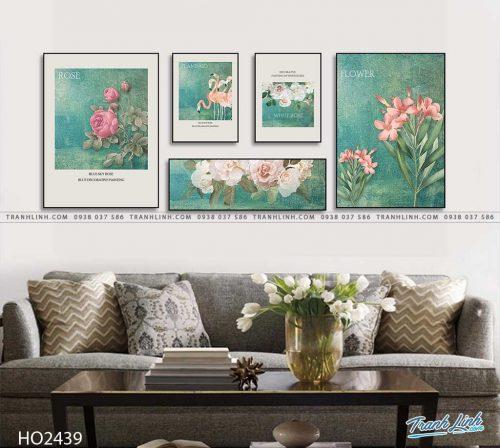 tranh hoa hong 38