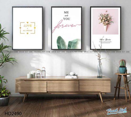 tranh hoa hong 54