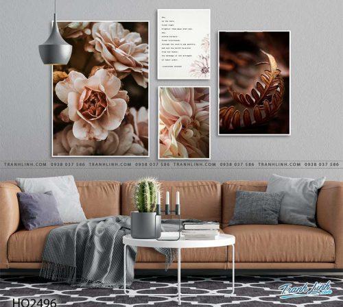 tranh hoa hong 56