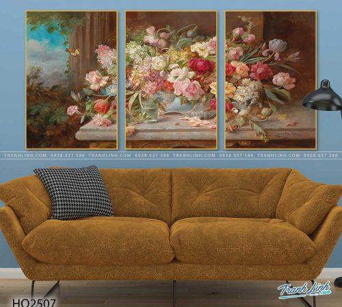 tranh hoa hong 59
