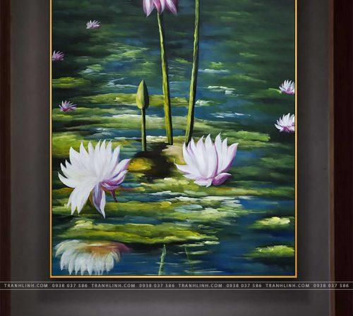 tranh hoa sung 2