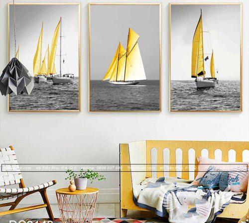 bo tranh canvas trang tri decor dc0143