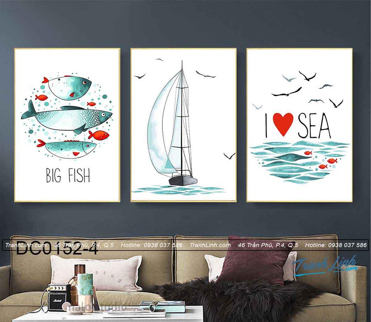 bo tranh canvas trang tri decor dc0152 1