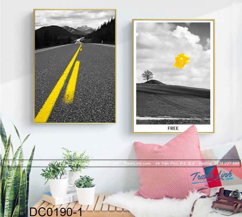 bo tranh canvas trang tri decor dc0190 1