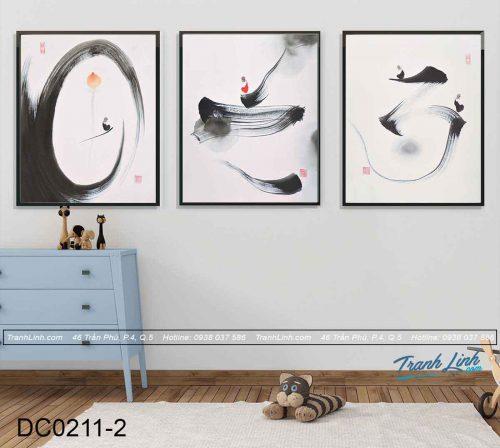 bo tranh canvas trang tri decor dc0211 1
