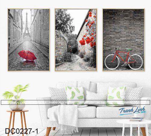 bo tranh canvas trang tri decor dc0227