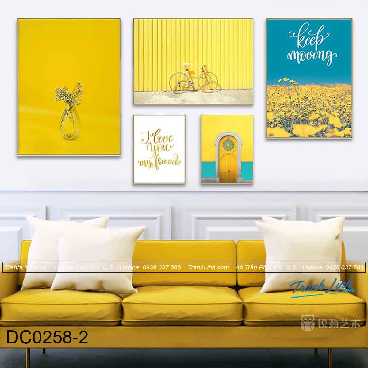 bo tranh canvas trang tri decor dc0258 1