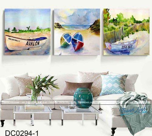 bo tranh canvas trang tri decor dc0294