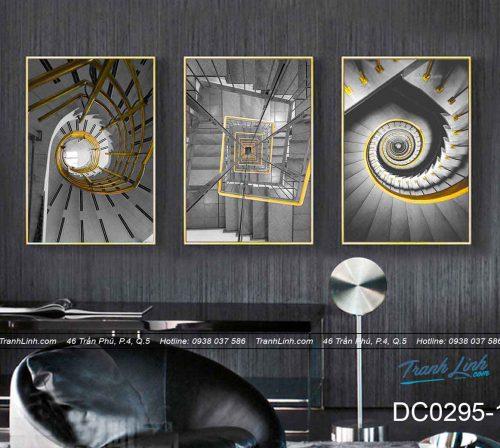 bo tranh canvas trang tri decor dc0295